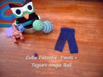Little Crochet Book Trailer
