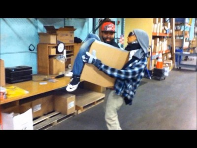 Man in a box - ILLUSION COSTUME [Halloween]