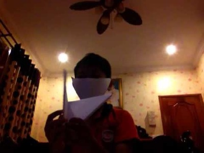Origami ninja mask