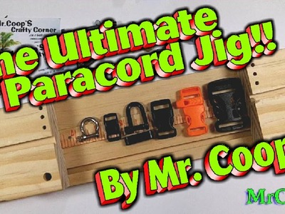 Paracord Jig For Sale The Ultimate Paracord Jig By MrCoop