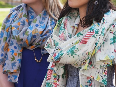 SophiaCostas - Handcrafted Cotton Scarves