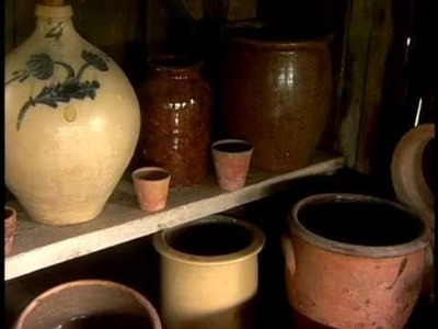 The Potters' Fire — The Art & Craft of 19th Century Salt Glazed Pottery