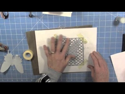 Thermoweb Icraft Adhesive Sheets - 2 Tone Glitter