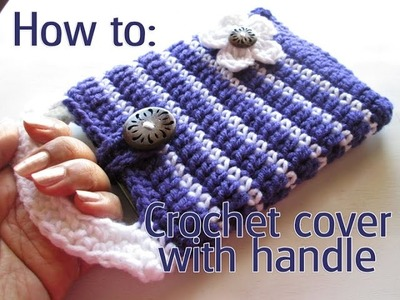 Vol 05 - Crochet Pattern - for tablets and e-readers