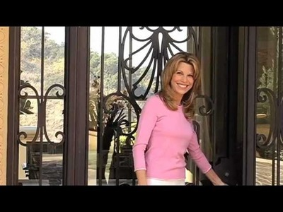 Welcome from Vanna White
