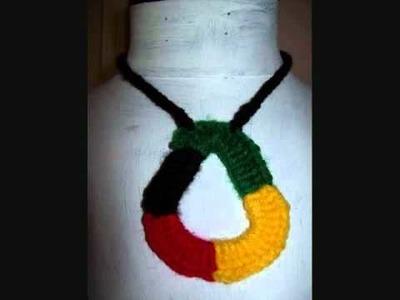 Cafe Crochet Designs Presents The Jamaica Funk Crochet Line