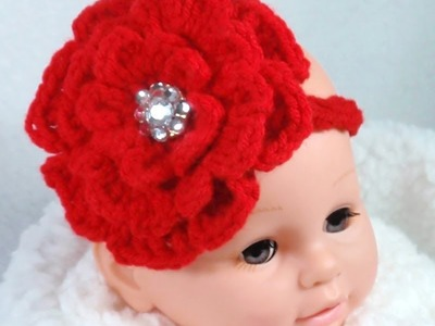 Crochet Headbands for Babies