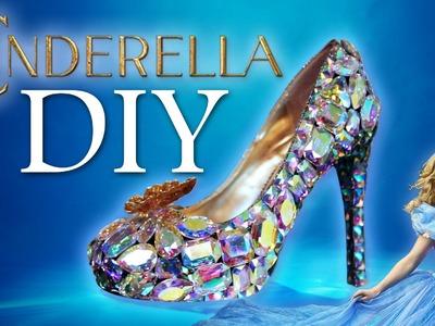 DIY Cinderella Glass Slipper