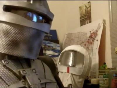 DIY Scifi Armor (Indy Mogul style)