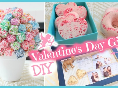 DIY Valentine's Day Gift Ideas! 2015