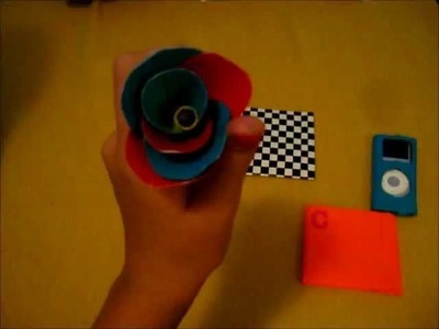 Duct Tape Introduction! (Some of My Duct Tape Crafts)