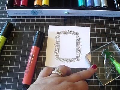 Faber-Castell Design Memory Craft Stamper's Big Brush Pens