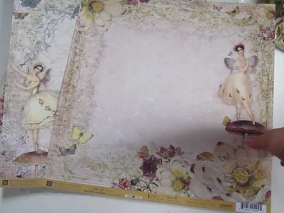 Gorgeous Prima Fairy Belle!!! Etsy- Discount Paper Crafts