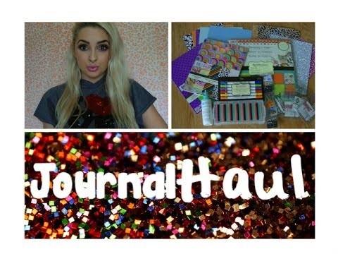 Journaling Haul