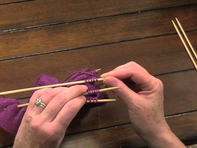 Knit the Cloche Hat - Lesson 4