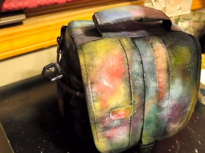 Make It Your Own! [diy galaxy bag]