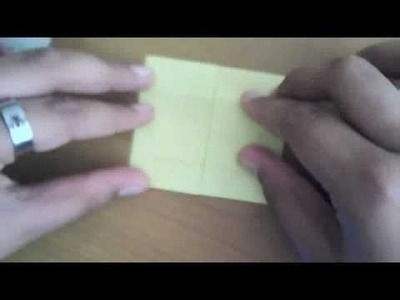 Origami Simple Container! (Designed by Mohit Dandekar)