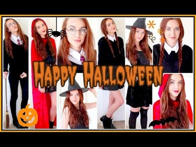 Quick & Easy DIY Halloween Costumes!