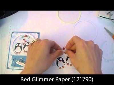 Snow Globe Card Tutorial