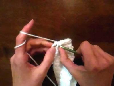 Beginner's Crochet Project - Headband