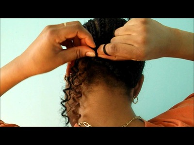 Crochet braid tutorial pt. 1 VT 3