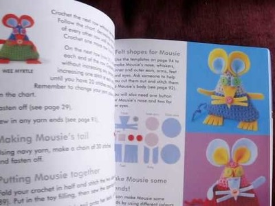 Crochet for  Beginners-Book Review: Kids Learn To Crochet