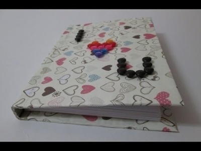DIY : #20 Cute Notebook ♥