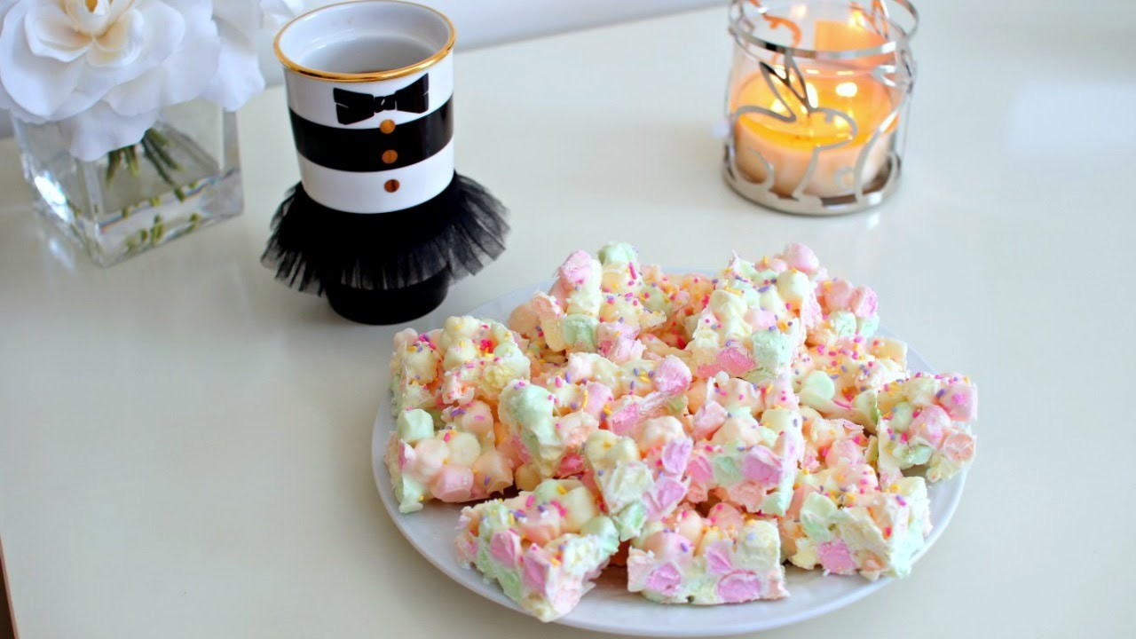 DIY Easter Treat ~ Easter Bark