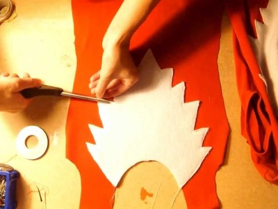 DIY Fox Costume: What Does The Fox Say?