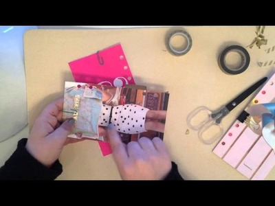 DIY Tutorial | Filofax Dividers with Kate Spade Planner Pages