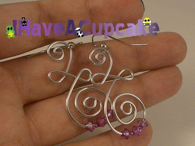 DIY Wire Earrings