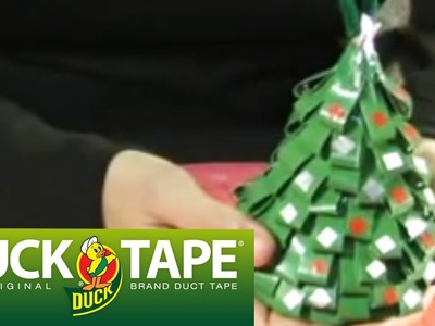 Duck Tape Crafts: How to Make a Christmas Ornament