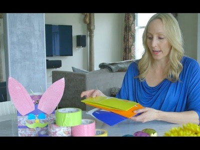Entertaining the Kids: Throwing an Easter Party Crafts and Decor