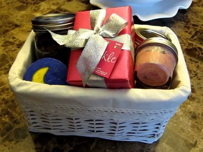 Great Idea for a DIY Gift Basket