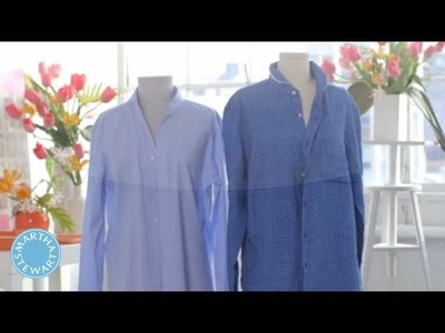 How to Make a DIY Beach Cover Up - DIY Style -  Martha Stewart