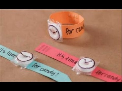 How to Make a Valen-timepiece - Valentine's Day Craft