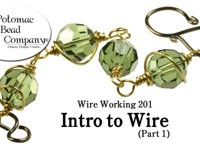 Intro to Wire Working (Part 1)