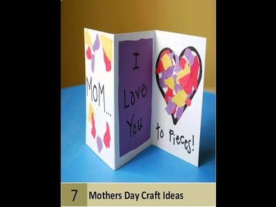 Mothers Day Easy Craft Ideas