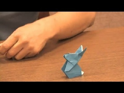 Origami Rabbit for Kids : Origami Animals