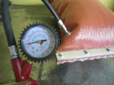 RV Leveling Airbags DIY