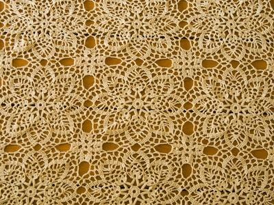 (11) Tableclothes Models Great Lace Designs Crochet Knitting New Trends