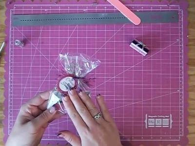 Binder clip Photo holder ~Episode 6