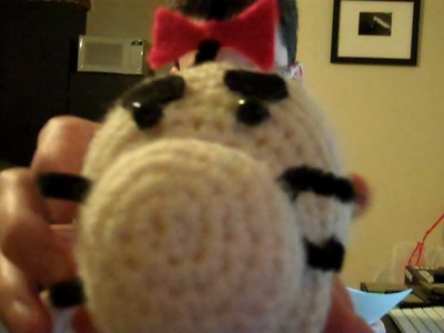 Crochet Saturn (Day 777 - 1.10.12)