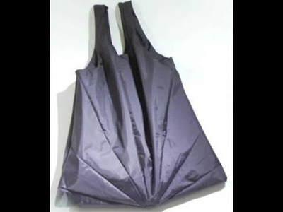 DIY Broken Umbrella Tote Bag