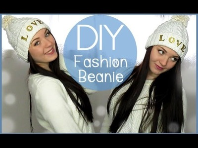 DIY Fashion Beanie