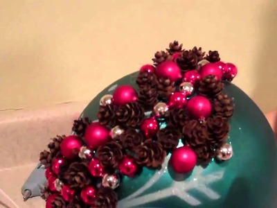 DIY KISSING BALL Christmas or Valentines
