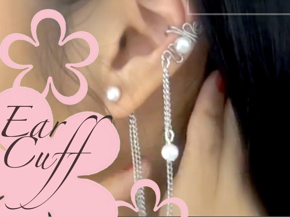 DIY: MeiIris' Ear Cuff Tutorial