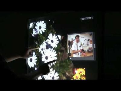 DIY Multi-Touch Display using LLP Method (FULL)