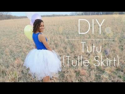 ✄ DIY   Tutu. Tulle Skirt