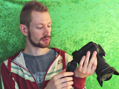 DSLR hand-strap! - HOW TO. DIY using a standard DSLR neck-strap!